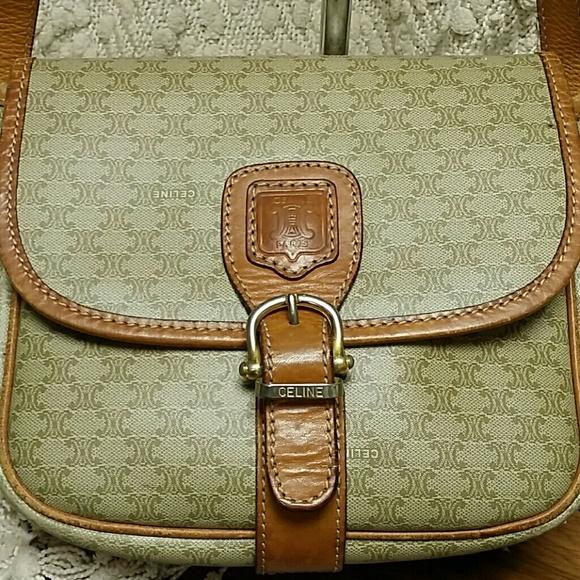 5b9b7bed7a12 Celine Handbags - Authentic Celine crossbody bag